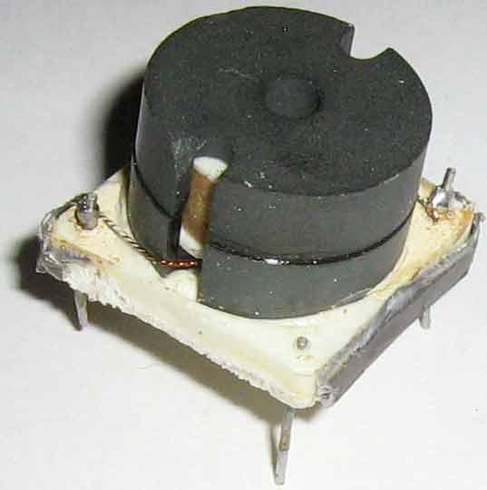 контурная катушка индуктивности радиосеть